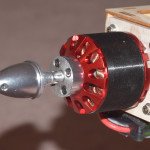 AJ Laser Electric Motor