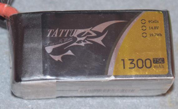 Tattu 4s 1300